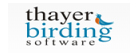 THAYER BIRDING SOFTWARE